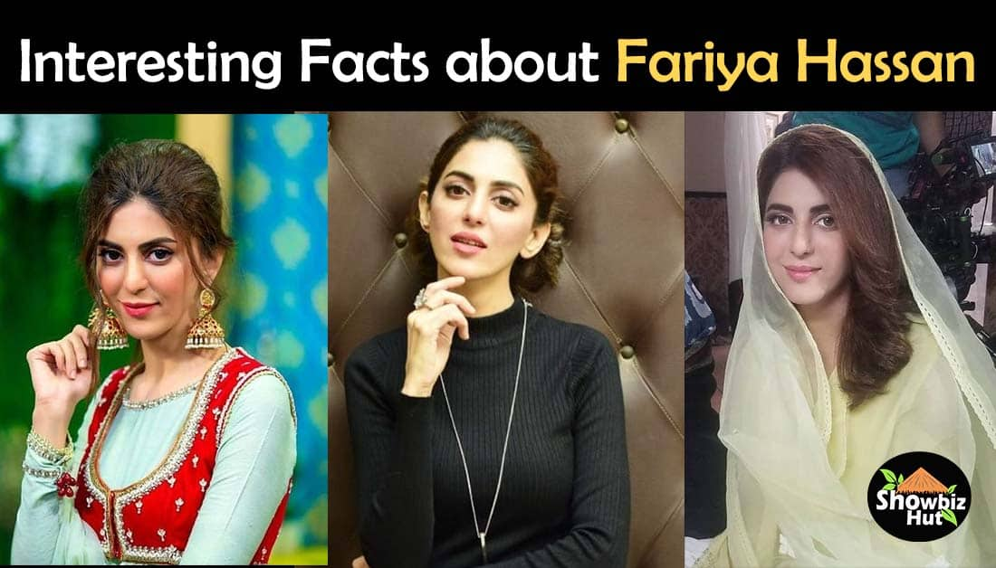 Fariya Hassan Biography – Age – Husband – Family – Drama List
