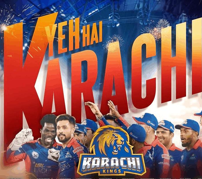 Karachi Kings Song 2021 Lyrics