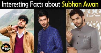 Subhan Awan Biography