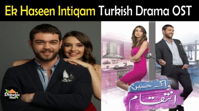 Ek Haseen Intiqam OST Lyrics
