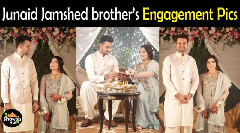 Junaid Jamshed brother engagement
