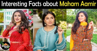 Maham Aamir Biography