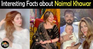Naimal Khawar Biography