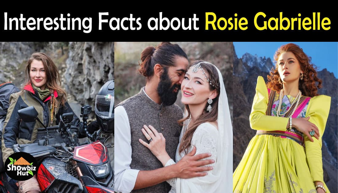 Rosie Gabrielle Biography – Age – Education – Husband – Religion – Pics