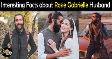 Rosie Gabrielle Husband name