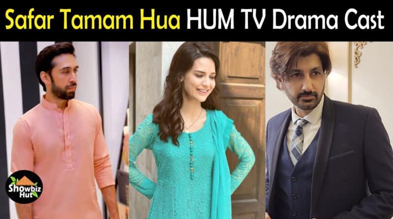 Safar Tamam Howa drama cast