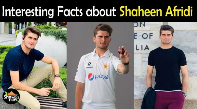 Shaheen Shah Afridi Biography