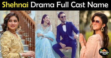 Shehnai Drama Cast Name