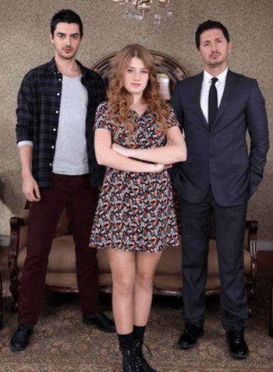 Fareb Ek Haseen Dhoka Turkish Drama Cast