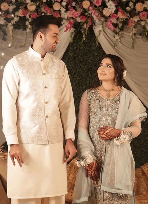Junaid Jamshed brother engagement