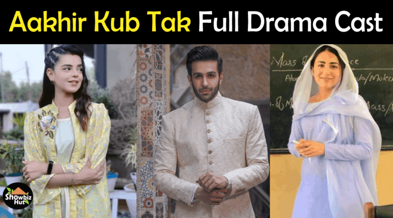 Aakhir Kub Tak Drama Cast