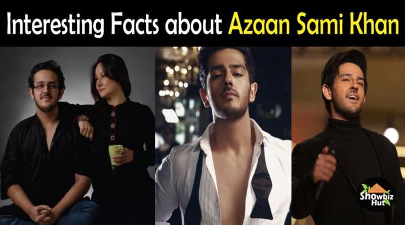 Azaan Sami Khan Biography