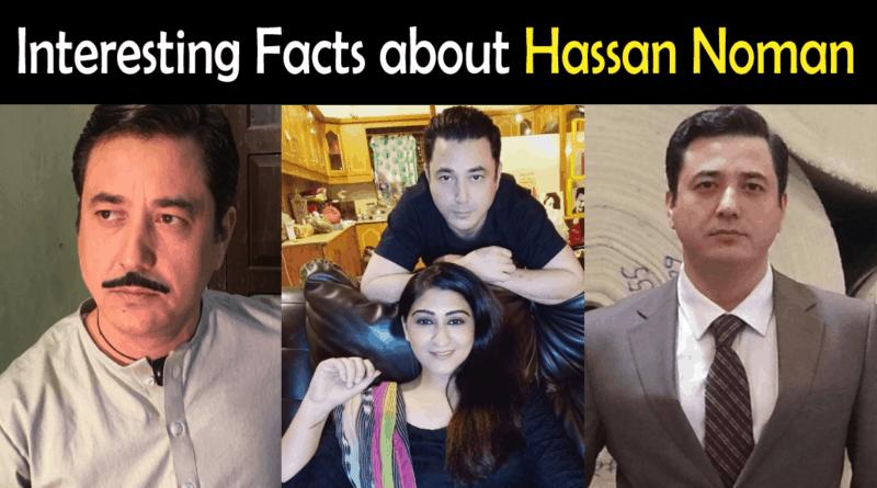 Hassan Noman Biography