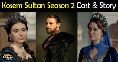 Kosem Sultan Turkish Drama Cast