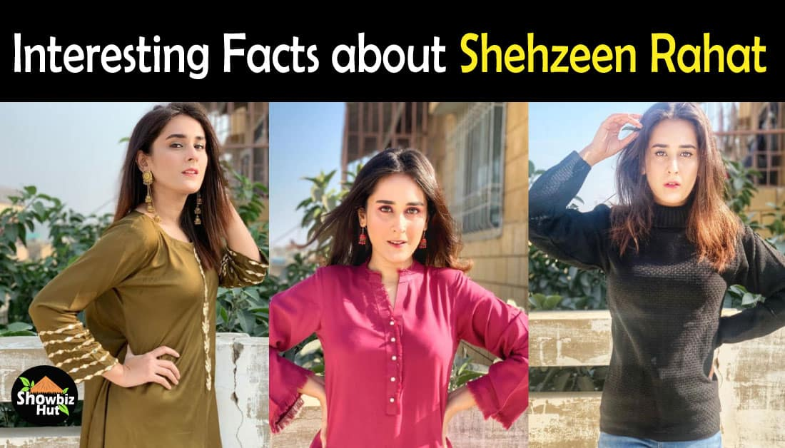 Shehzeen Rahat Biography – Age – Education – Husband – Family – Dramas – Pics