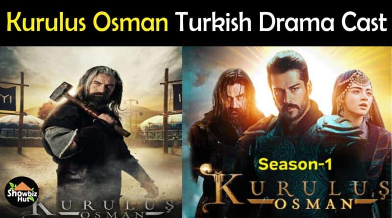 Kurulus Osman Turkish Drama Cast