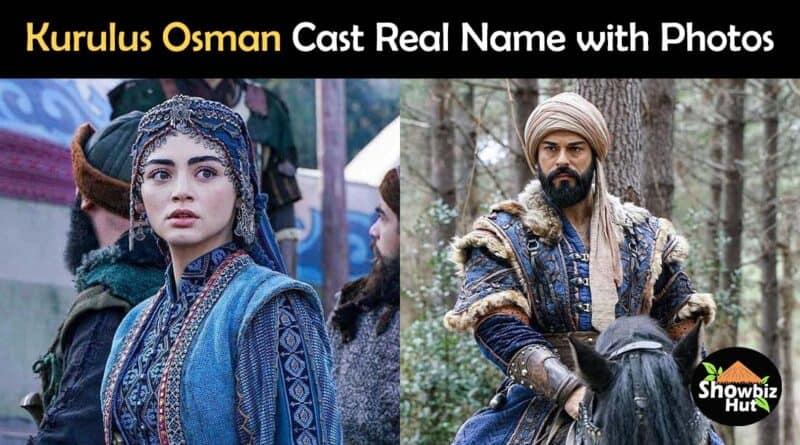 kurulus osman cast real name with pics