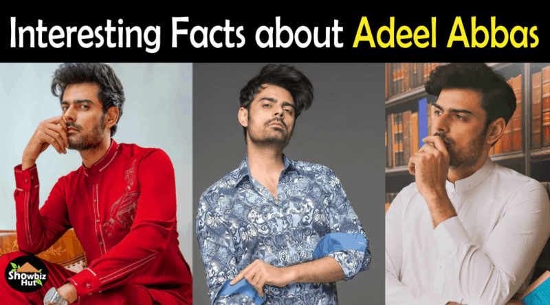 Adeel Abbas Actor Biography