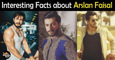 Arslan Faisal Biography