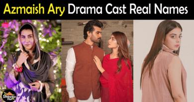 Amaish drama cast name
