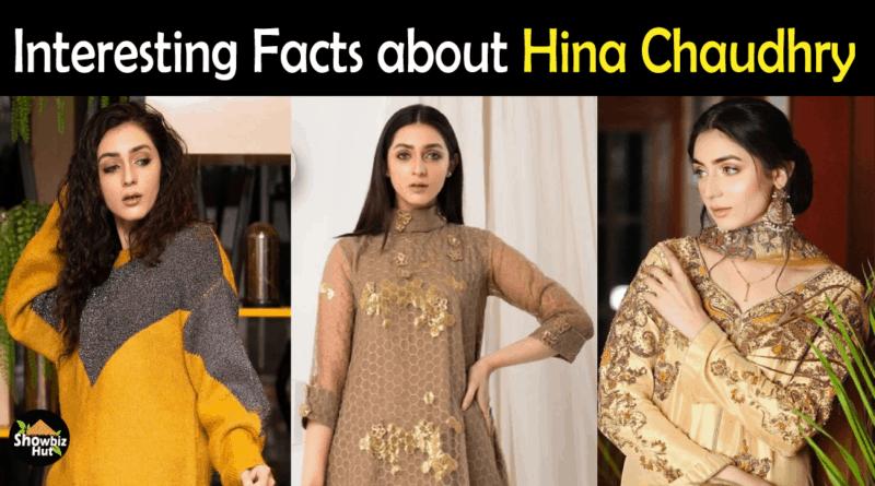 Hina Chaudhry Actress Biography