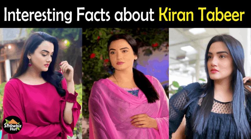 Kiran Tabeer Biography
