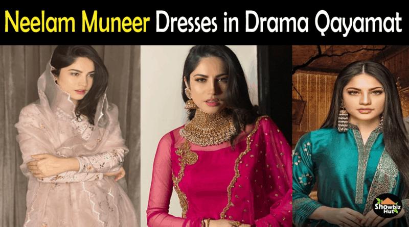 Neelam Muneer Dresses Qayamat
