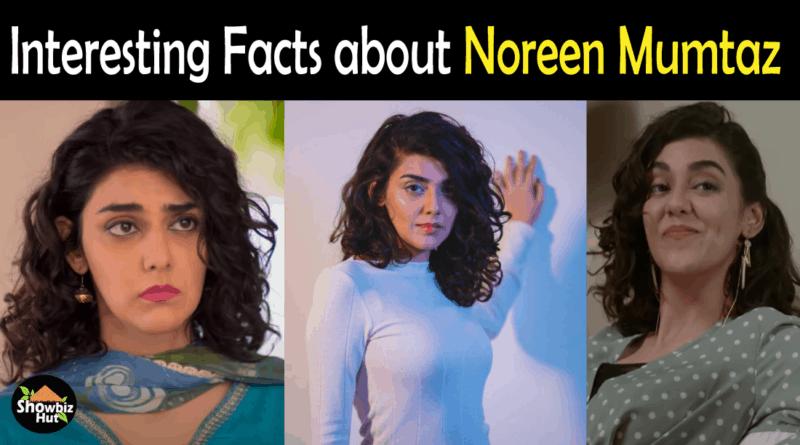 Noreen Mumtaz Biography