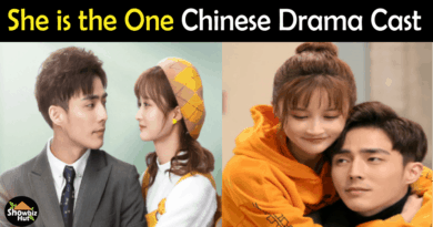 She is the One Chinese Drama Cast