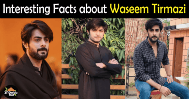 Waseem Tirmazi Biography