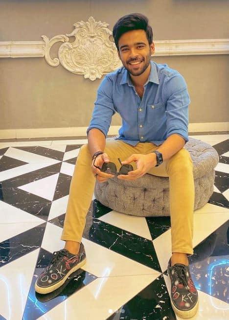 actor Affan Shah biography