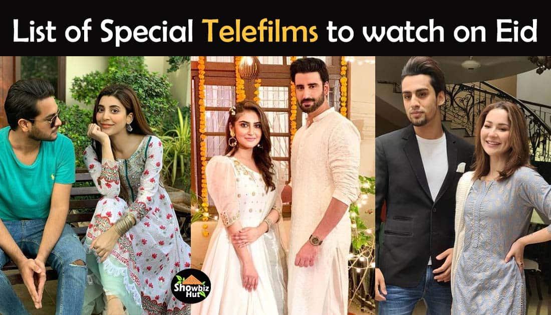 List of Eid Telefilms 2021 to watch on Eid-ul-Fitr 2021