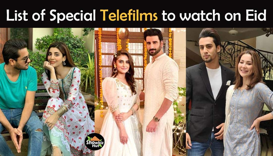 List of Eid Telefilms 2021 to watch on Eid-ul-Fitr 2021
