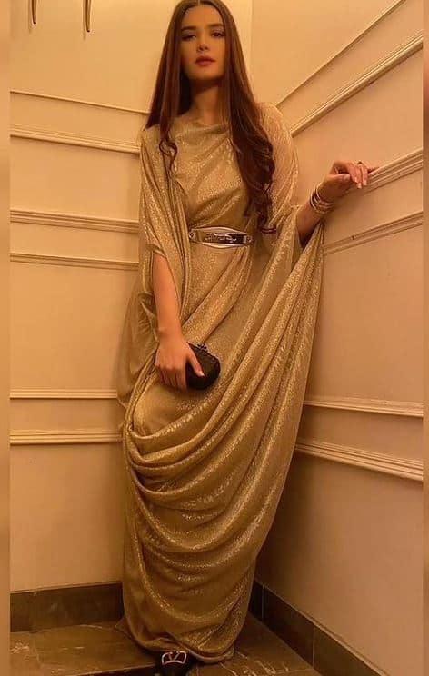 kiran haq dresses in fitoor