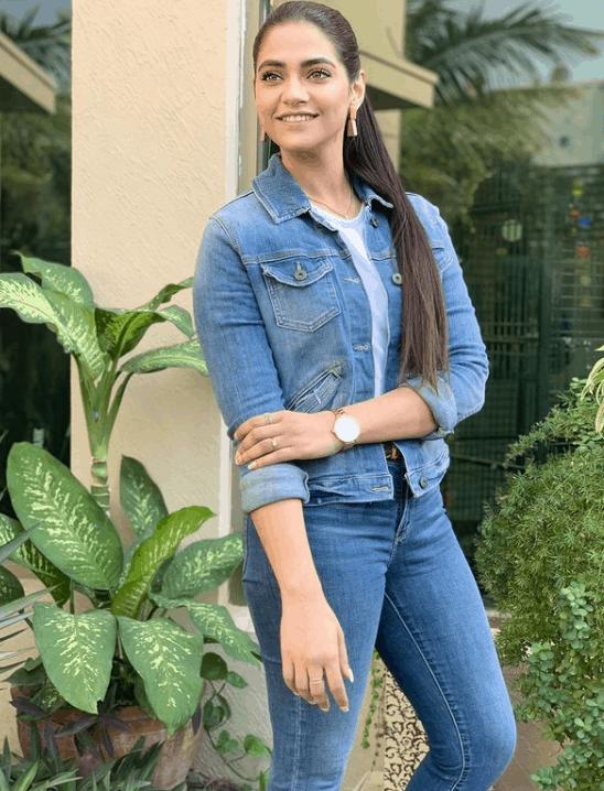 Namra Shahid Biography