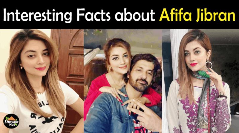 Afifa Jibran Biography