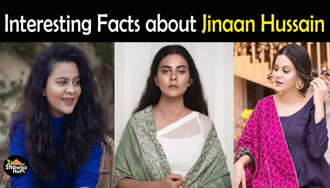 Jinaan Hussain Biography – Age, Family, Husband, Religion, Dramas List, Pics