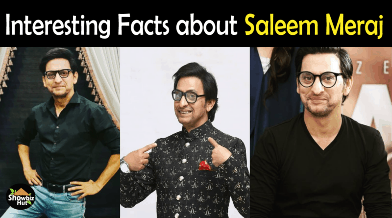 Saleem Mairaj Biography