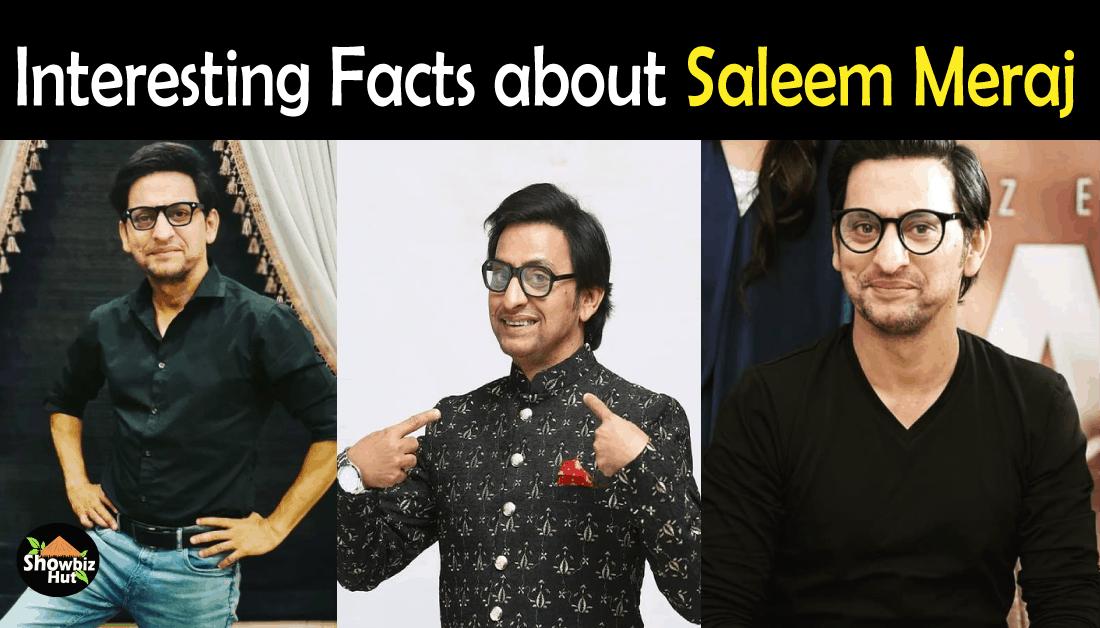 Saleem Mairaj Biography – Wiki, Age, Wife, Family, Dramas, Movies, Pics