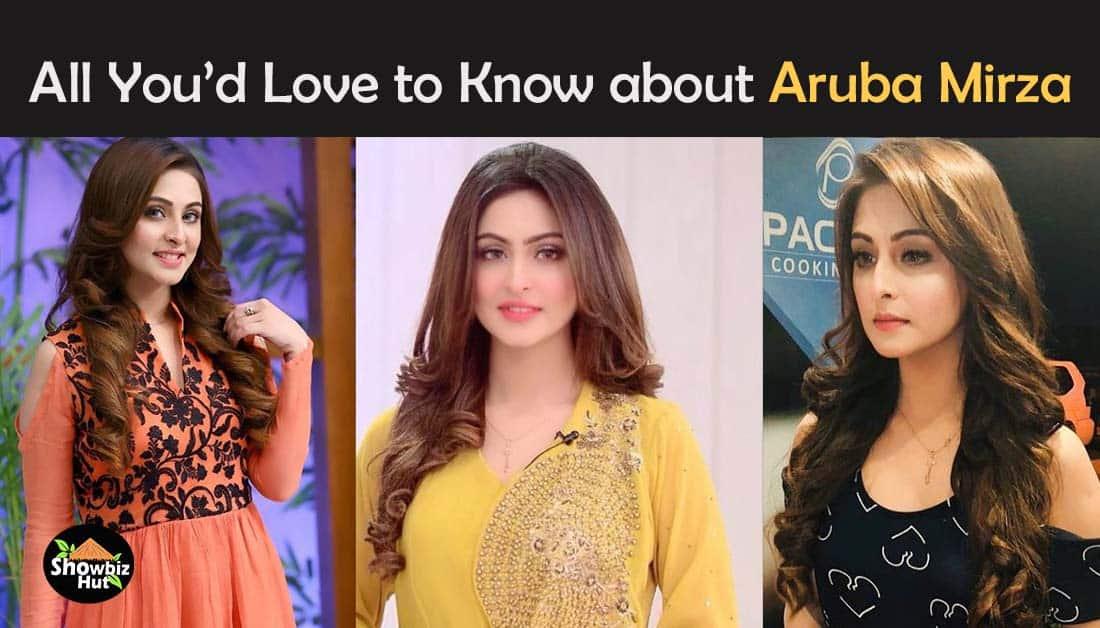 Aruba Mirza Biography – Age – Family – Husband – Dramas List