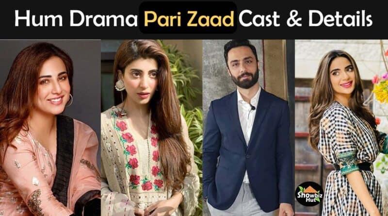pari zaad hum tv drama cast