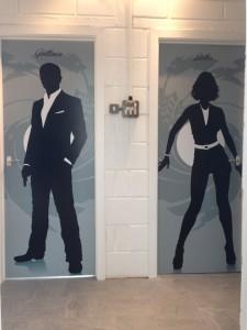 shop sign, fascia sign, signage, commercial signs, pembrokeshire, Custom Door Graphics