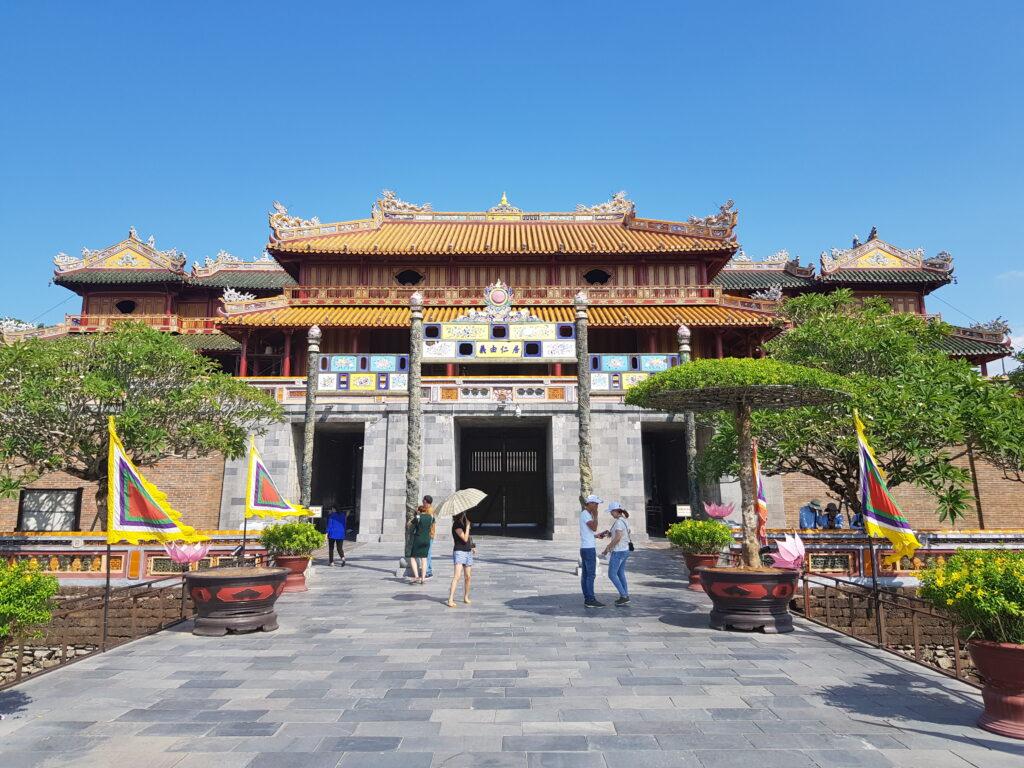 Hue to Da Nang: The Forbidden City