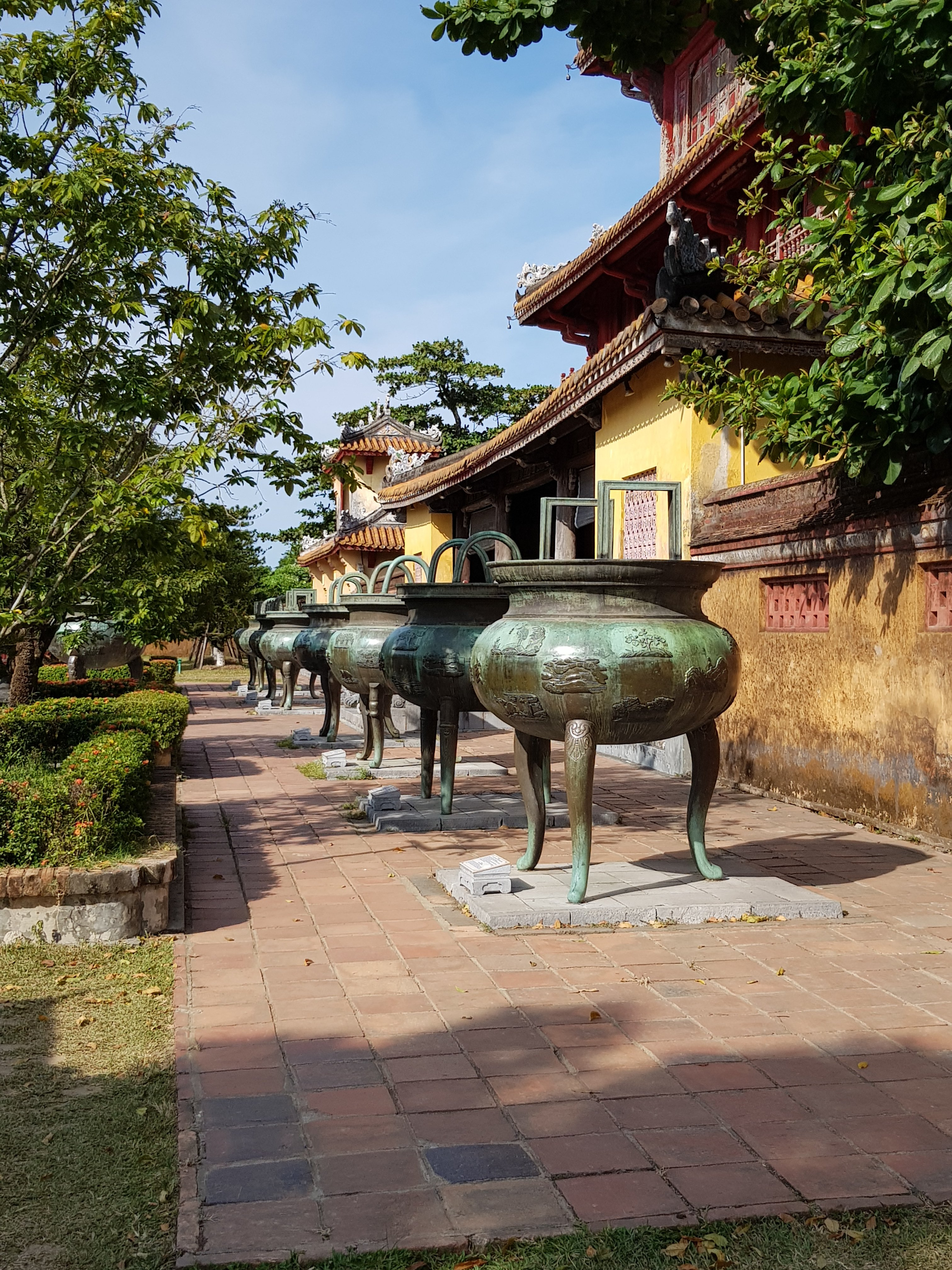 Hue to Da Nang: Dynastic Urns in Hue