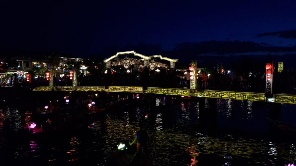 An Hoi Bridge in Hoi An