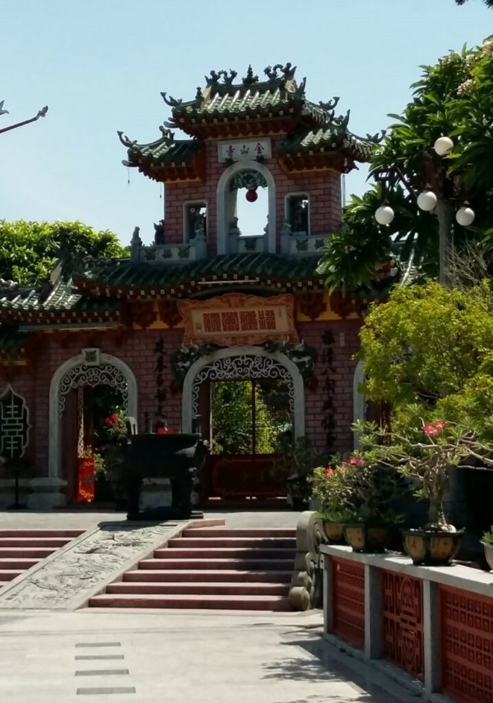 Quon Cong Temple Hoi An