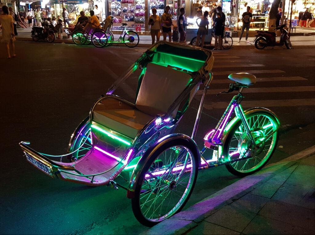 Nha Trang Neon Cyclo