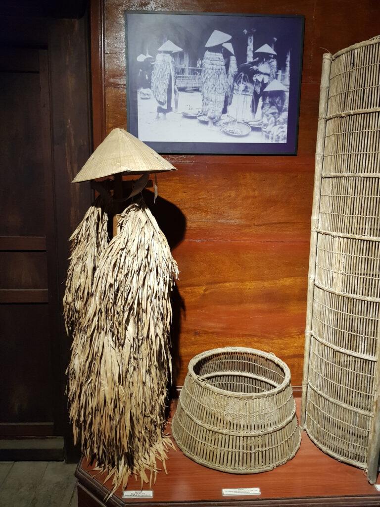 Palm Leaf Coat, Hoi An
