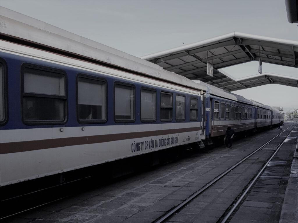Reunification Express Train