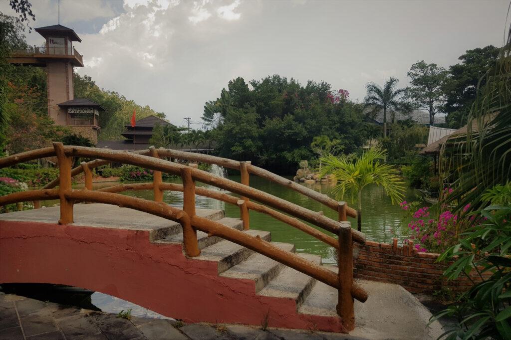 Tam Bun Landscaped Garden